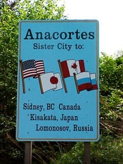 Anacortes sign